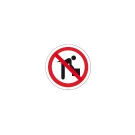 Manutention interdite