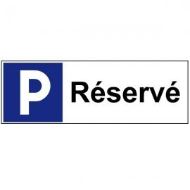 Parking Réservé