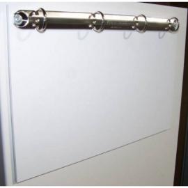 Modèle 4 anneaux - fixation magnétique - Porte-documentation