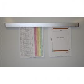 Barre d'affichage pour documents A4 ou A3