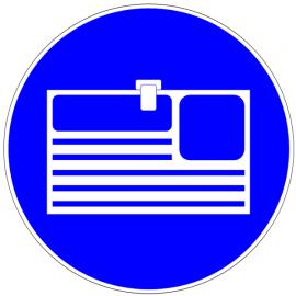 Port du badge obligatoire