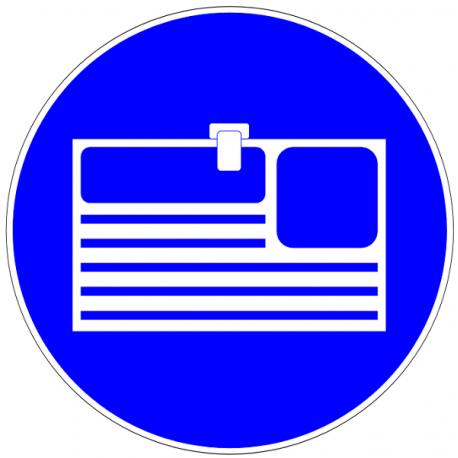 Logo port de blouse obligatoire blouses galleries - Port du gilet de sauvetage obligatoire ...