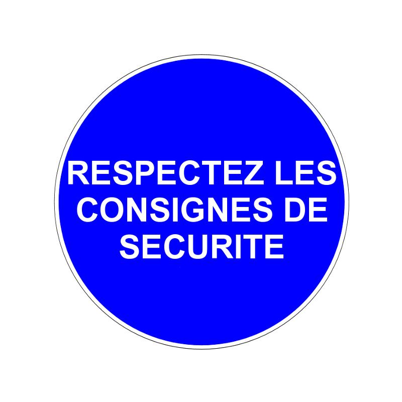 70bfd5ed62d Respectez les consignes de sécurité