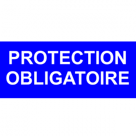 Protection obligatoire