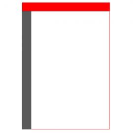 Plexidoc magnétique portefeuille - Aimant Gauche