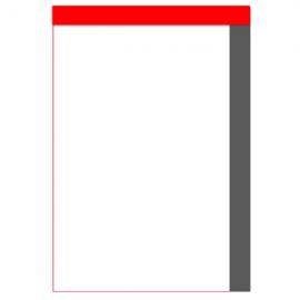 Plexidoc magnétique portefeuille - Aimant Droite