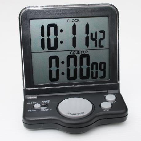 Chronomètre / Compte à rebours 2 afficheurs - SMED
