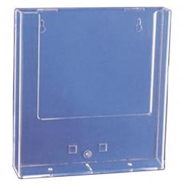 Boite plexiglass - Fixation Adhésive