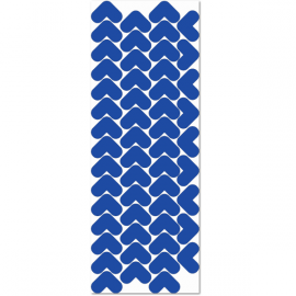 53 Angles Arrondis PETIT 50x50x25mm - Marquage au sol