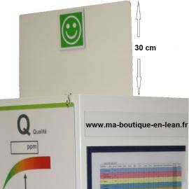 Casquette XL Tôle pour Affichage (Casquette vierge, vendue sans titre)