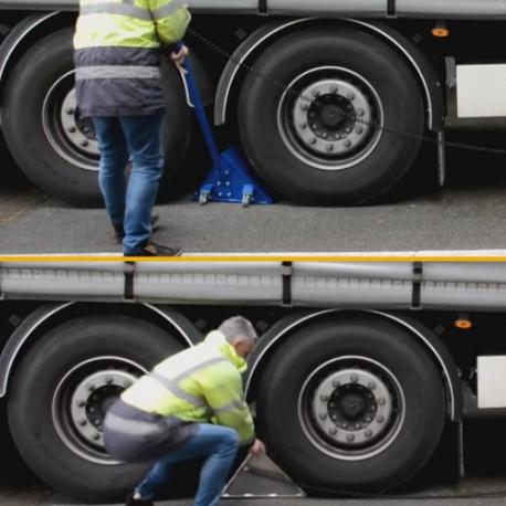 Cale pour sécuriser vos quais logistiques