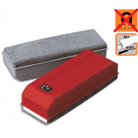 Effaceur (brosse de nettoyage) non-magnétique