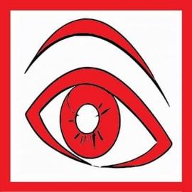 """Magnet """" Oeil Rouge"""" pour maintenance préventive ou 1er niveau - TPM"""