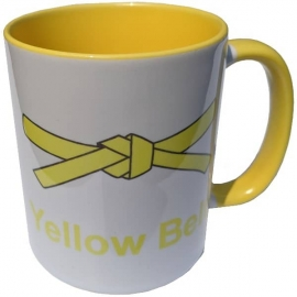 Mug Yellow Belt Lean-6Sigma