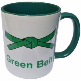 Mug Green Belt Lean-6Sigma