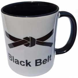 Mug Black Belt Lean-6Sigma