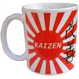Tasse à café - Mug Kaizen - Amélioration Continue