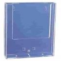 Boites plexiglass A6 / A5 / A4 - Magnétiques ou adhésives