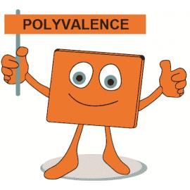 Tableaux de polyvalence