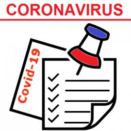 Covid-19 - Marquage au sol Spécial épidémie CORONAVIRUS - Distances sociales