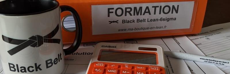 Formation lean management - Black Belt Lean 6 Sigma - Green Belt Lean 6 sigma - www.ma-boutique-en-lean.fr
