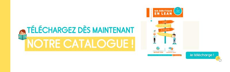 """Notre gamme """"Matériel Lean"""" à retrouver dans notre catalogue - ma boutique en lean"""