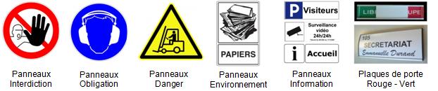 panneaux_interdiction_panneaux_obligation_panneaux_danger_panneaux_environnement_panneaux_information_plaques_de_porte_rouge_vert