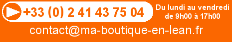Contact ma boutique en lean