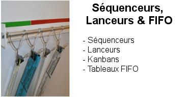 Séquanceurs et Lanceurs : Une sélection de séquenceurs et lanceurs astucieux et pas cher !